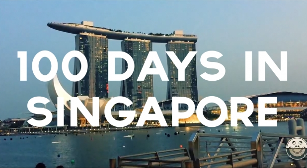 100 Days In Singapore (Pavel Kacerle & Jaroslav Beck)