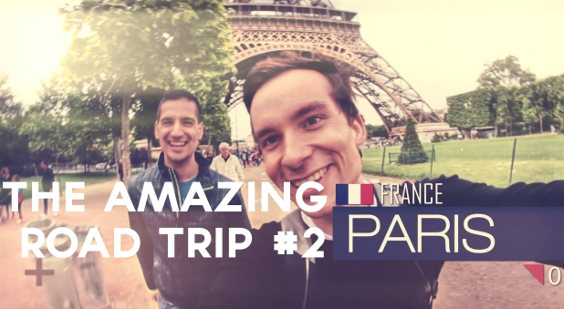 The Amazing Road Trip #2 - MIAMI, NYC, PARIS, LONDON (Pavel Kacerle & Jaroslav Beck)