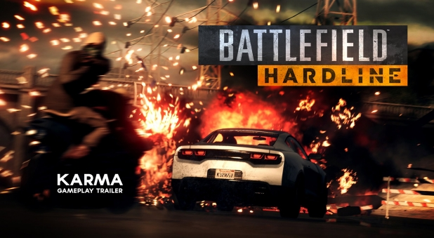 Battlefield Hardline: Karma Gameplay Trailer (Work: Original Music Remixing)