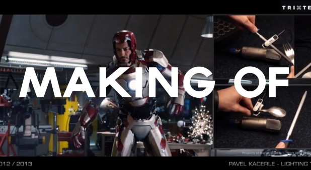 Making of: Iron Man 3 Demo Reel (Pavel Kacerle & Jaroslav Beck)