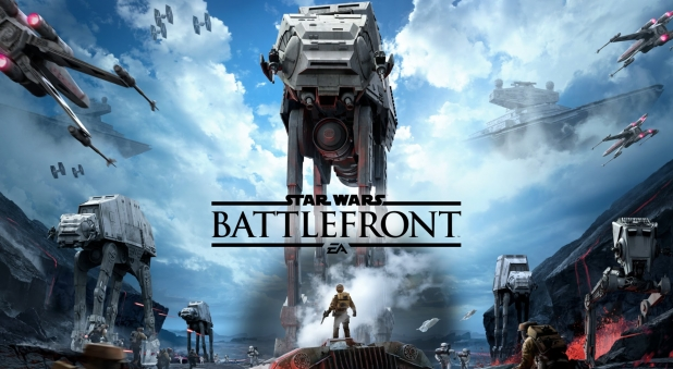 Star Wars Battlefront: Battle of Jakku Gameplay Trailer (Work: Musical Adds)