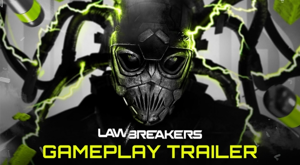 "LawBreakers ""Between Our Guns"" Gameplay Trailer (Work: Music composing)"