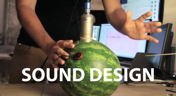 Making musical hits with watermelon