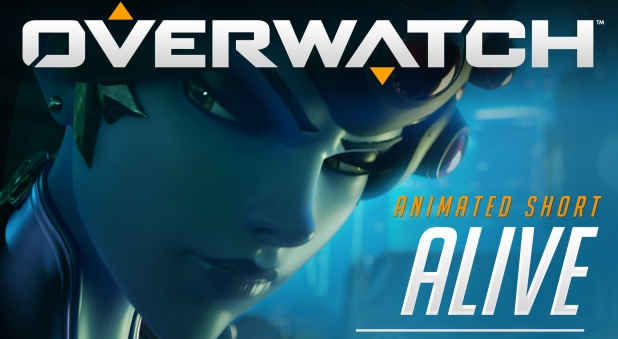 "Overwatch: ""Alive"" Animated Short (Work: Music Composing)"