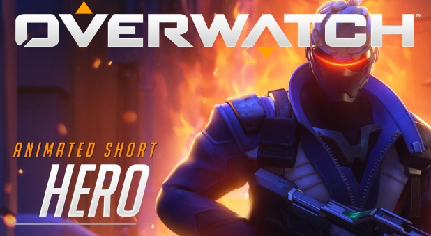 "Overwatch: ""Hero"" Animated Short (Work: Music composing from 3:00 to 3:45min)"