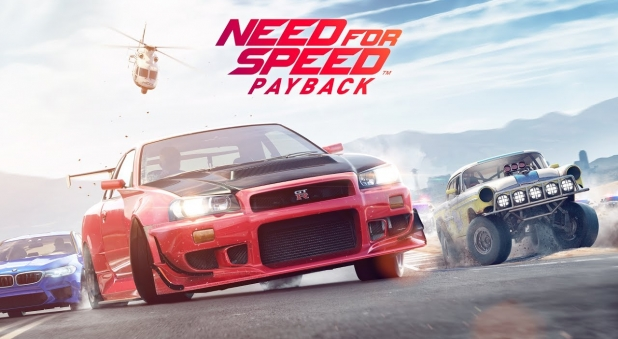 Need for Speed Payback Official Reveal Trailer (Work: Musical Adds)