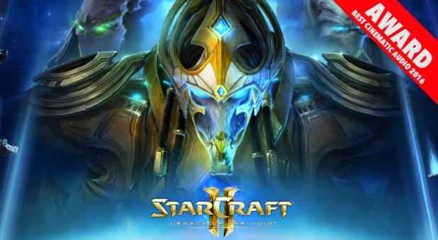 StarCraft II: Legacy of the Void Intro Cinematic (Work:Original Music Remixing)